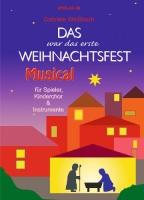 Musical: Das war das erste Weihnachtsfest (Partitur)