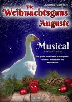 Musical: Die Weihnachtsgans Auguste (Songbook)